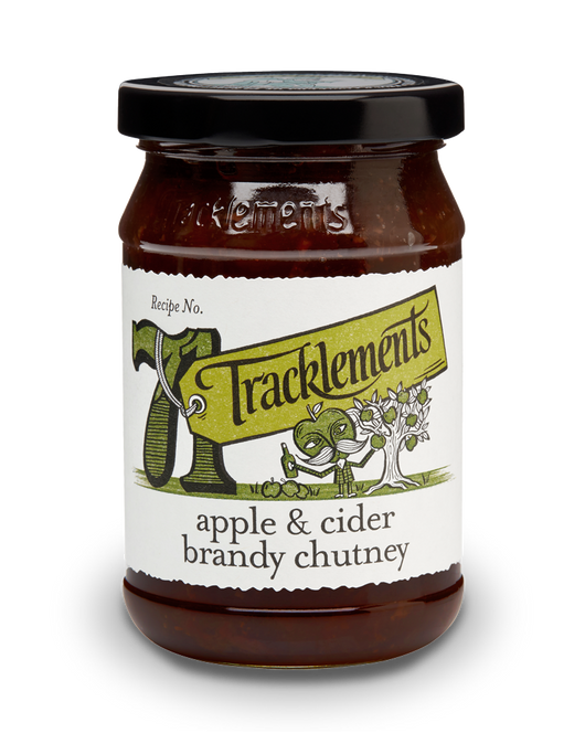 Tracklements Apple and Cider Brandy Chutney
