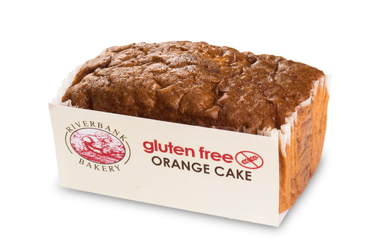 Riverbank Gluten Free Orange cake