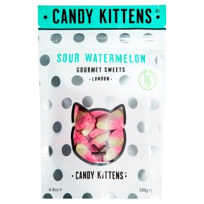 Candy Kittens Sour Watermelon 108g
