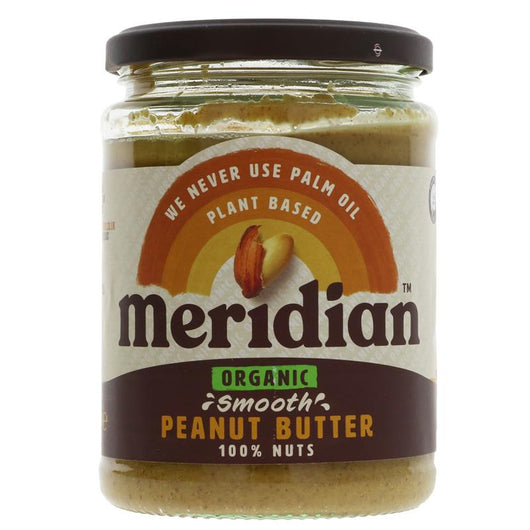 Meridian Smooth Peanut Butter 470g
