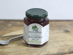 Rose Farm Cranberry Jelly 227g