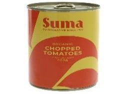 Organic Chopped Tomatoes (400g)