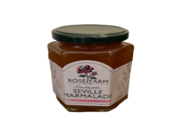 Rose Farm Seville Orange Marmalade 340g