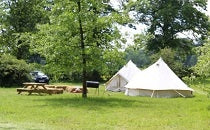 Private Hire Section of Camping Field - Small