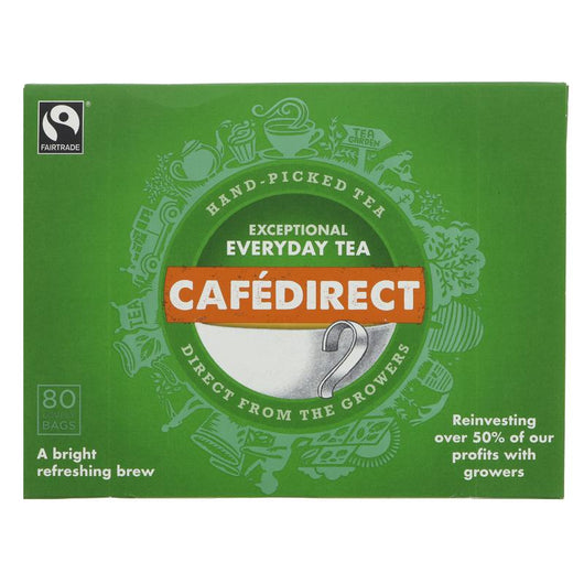Cafedirect Everyday Tea 80 bags