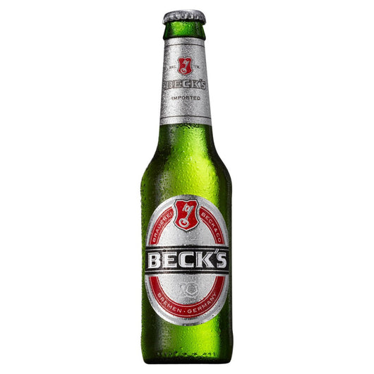 Becks  (Glass Bottle)