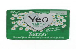 Organic Butter (salted)