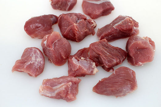 Diced Pork Shoulder (500g)