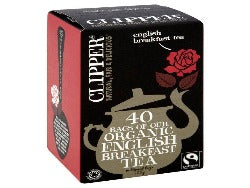 English Breakfast Tea (organic) 125g / 25 bags