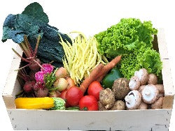 Large Vegetable Box (11 portions)