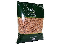 Wholewheat Pasta Twists (Fusilli) - 500g