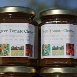 Church Farm Green Tomato Chutney