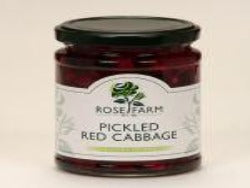 Rose Farm Pickled Red Cabbage