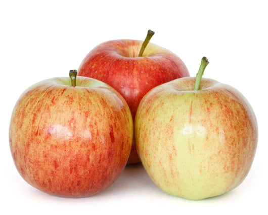 Apples - eating 600g
