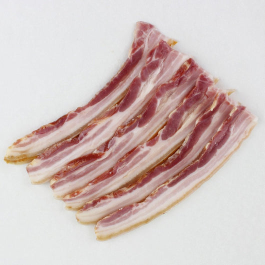 Streaky Bacon (dry cured, unsmoked)