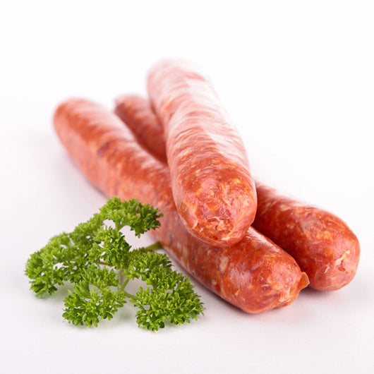 Sweet Chilli & Garlic Sausages (6)