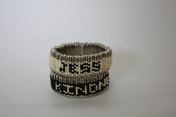 Custom Metallic Bracelet