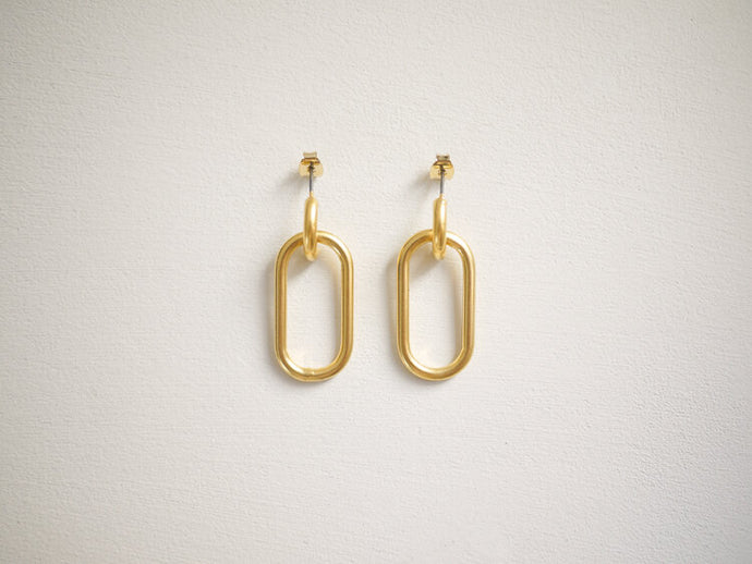 Amelia Gold Earrings