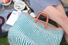 Home Mombassa Raffia Tote Bag