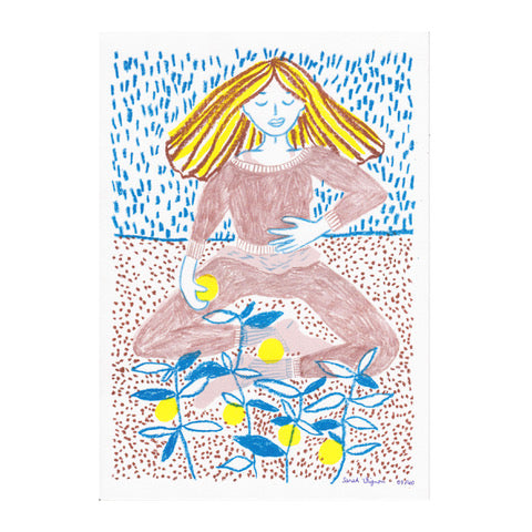 'Lemon Tree' Print