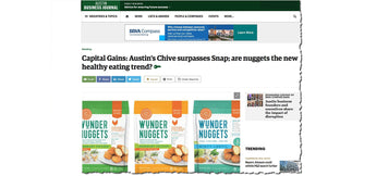 Wundernuggets on Austin Business Journal