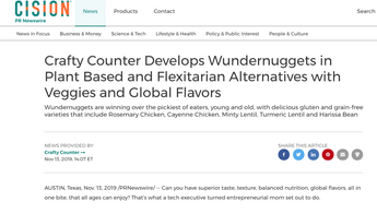 PR Newswire Press Release - Wunder Nuggets Lineup