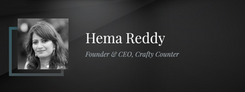 Founder Hema Reddy's Feature on The Native Influence
