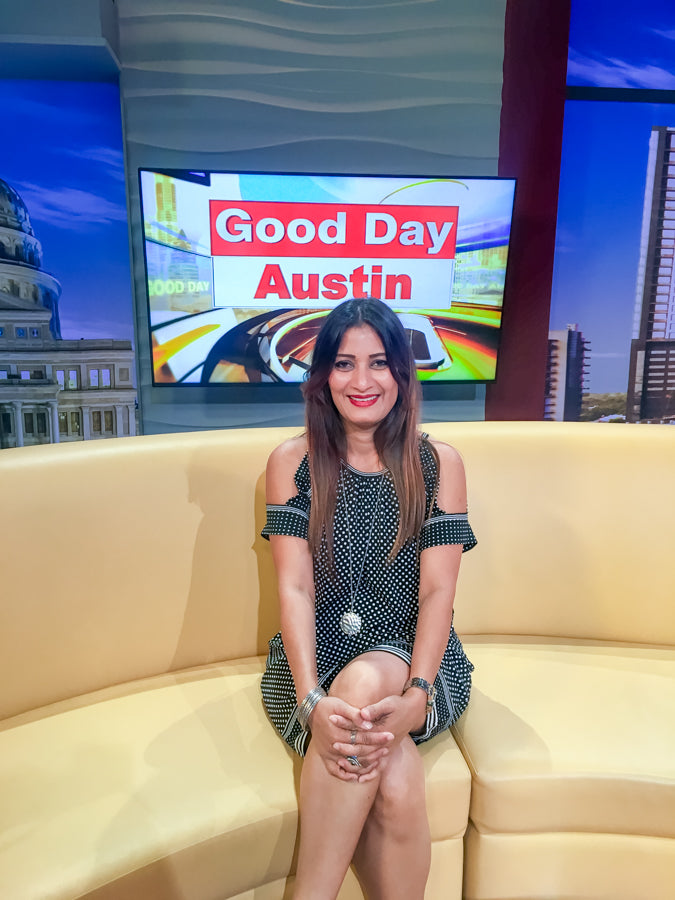 Hema Promotes Edible Holiday Gifts Cooking Class on Good Day Cooks