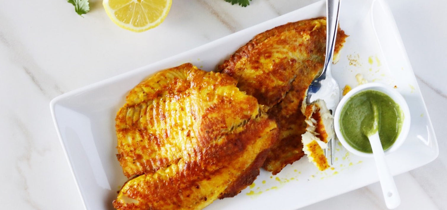 Turmeric Fish That is Sure to Win You Over!