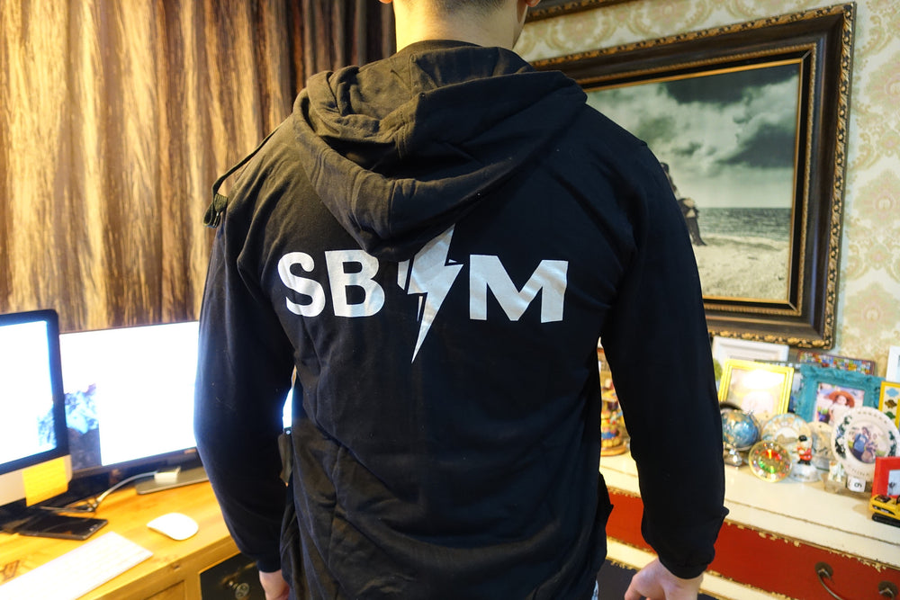 Jacket SB1M Black Thunder