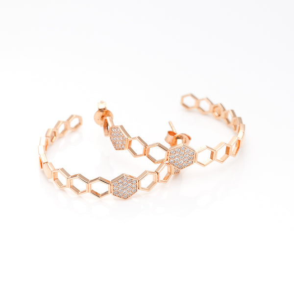 Honeycomb Hoops