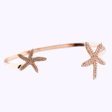 Seastar Bangle - LimeLiteJewellery.com