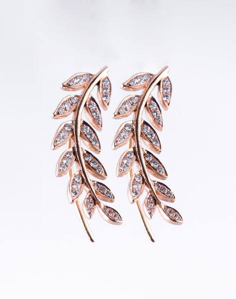 Wheat Ear Cuffs - LimeLiteJewellery.com