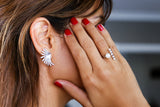 Flamenco Earrings - LimeLiteJewellery.com