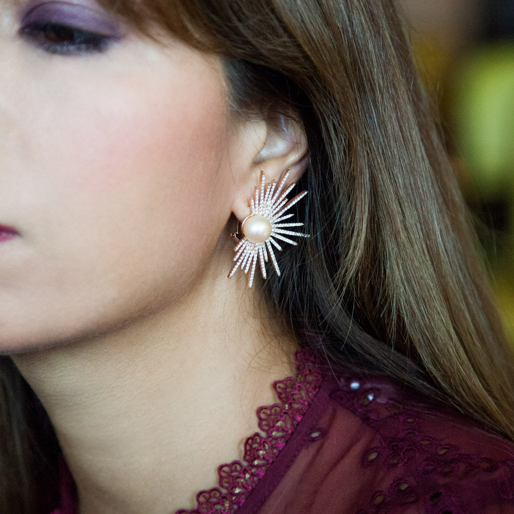 Gala Night Earrings - LimeLiteJewellery.com