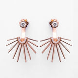 Not Spikey Ear Jackets - LimeLiteJewellery.com