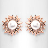 Sunshine Earrings - LimeLiteJewellery.com