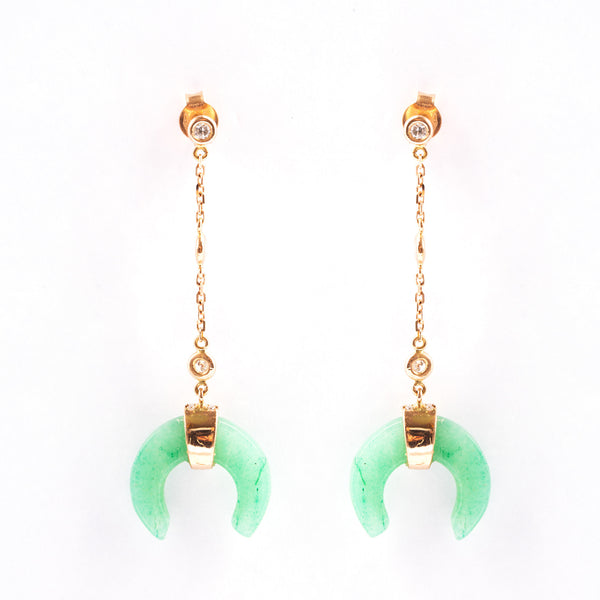 Gaia Earrings - LimeLiteJewellery.com