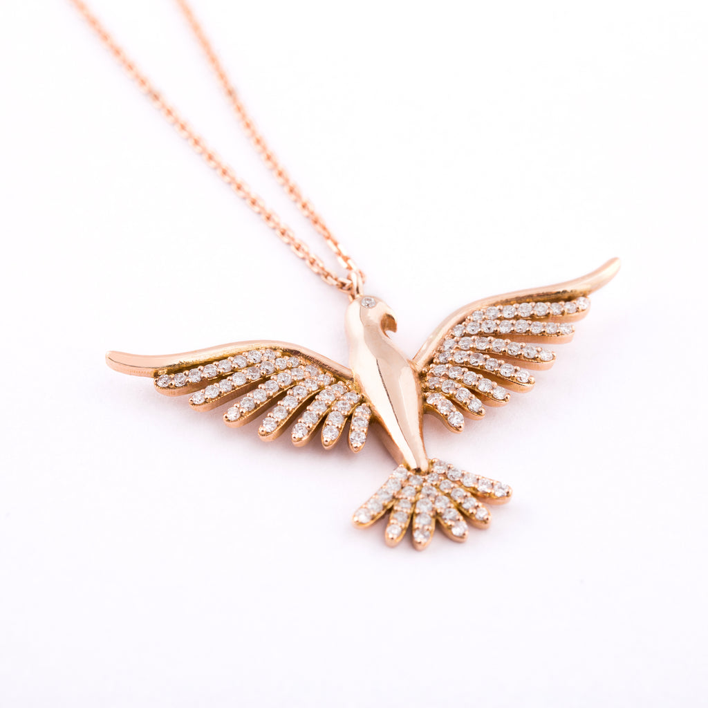Freedom Necklace - LimeLiteJewellery.com