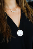 Moon Necklace - LimeLiteJewellery.com