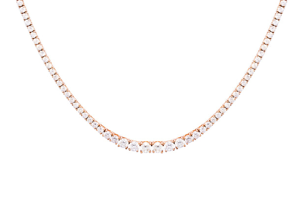 5.5 Carat Diamond Choker