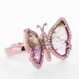 Romance Ring - LimeLiteJewellery.com