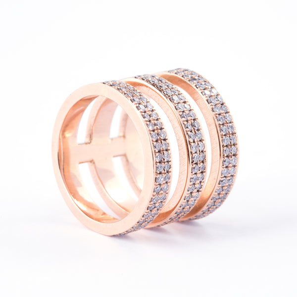 Tip / Pinky Band Ring - LimeLiteJewellery.com