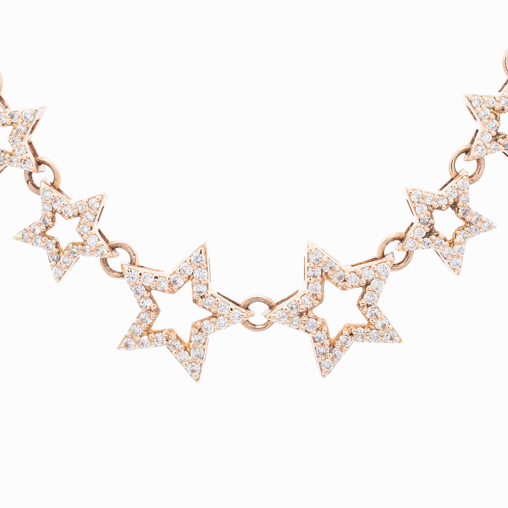 Little Stardust Necklace - LimeLiteJewellery.com