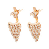 Mermaid Ear Jackets - LimeLiteJewellery.com