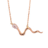 Little Snake Necklace