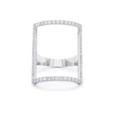 Rectangular Ring - LimeLiteJewellery.com