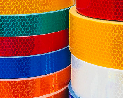 High Intensity Prismatic Reflective Tape (HIP) - Type 4