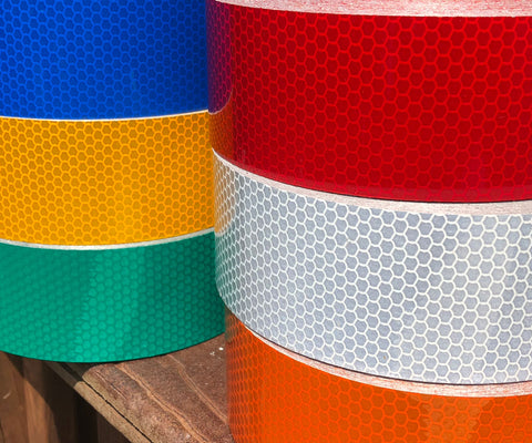 High Intensity Grade Reflective Tape - Type 3