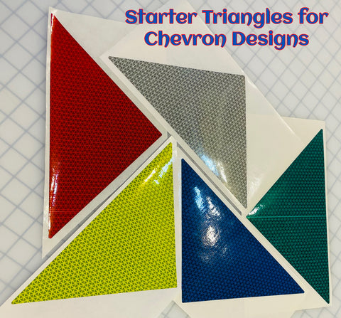 Starter Triangle for Chevrons